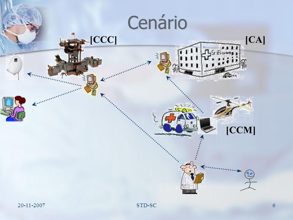 Cenário [CCC] [CA] [CCM] 20-11-2007 STD-SC